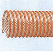 Clear Orange PVC
