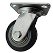 Thermo-Plastic Rubber Casters