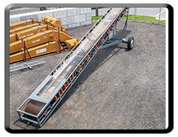 Radial Stacking Conveyors