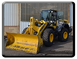 Rubber Tire Loaders